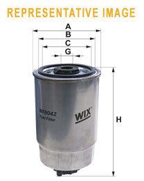 Фильтр масляный WIX 33472E