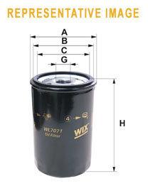 Фильтр масляный WIX 51 791