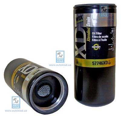 Фильтр масляный WIX 57746XD