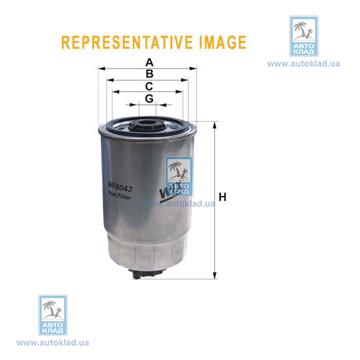 Фильтр топливный WIX 95003E