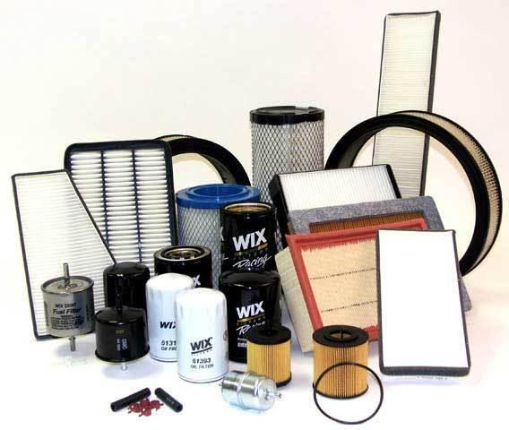 Фильтр топливный WIX W F8033