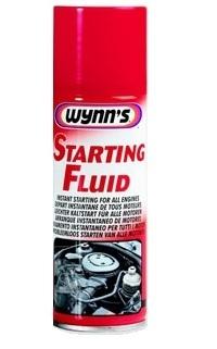 Быстрый запуск двигателя Starting Fluid 200мл WYNN'S 58055