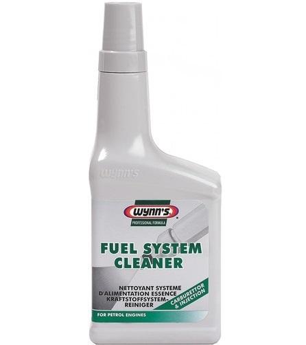Присадка в бензин Fuel System Cleaner 325мл WYNN'S 61354