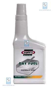 Присадка в топливо для удаления влаги 325мл WYNN'S 71851: купить