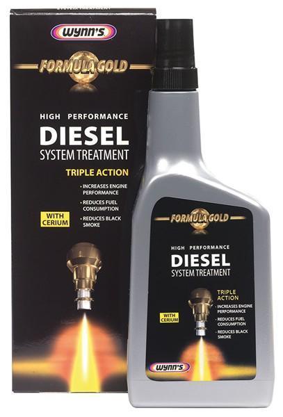 Присадка в дизтопливо Diesel System Treatment 500мл WYNN'S 76401: цена