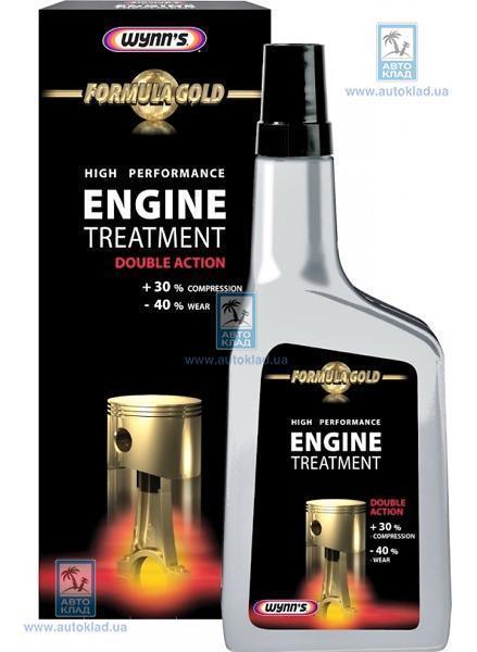 Присадка в масло Formula Gold 500мл WYNN'S 77101: стоимость