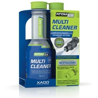 Очиститель топливной системы бензин 250мл XADO XA40013