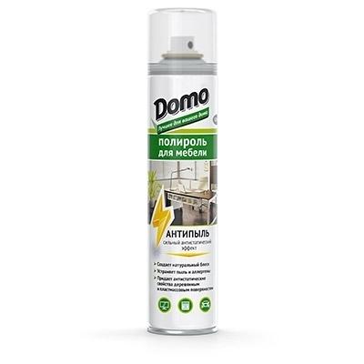 Полироль для мебели DOMO Антипыль 320мл XADO XD10028