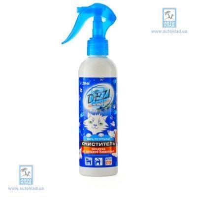Очиститель от запахов домашних животных 250мл XADO XD10136