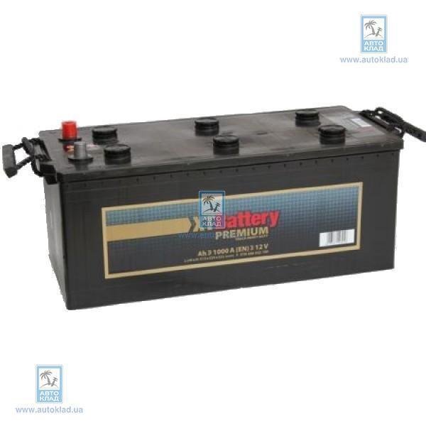 Аккумулятор 140Ач XT BATPREMIUM140