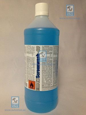 Жидкость омывателя зимняя концентрат -80°C 1л XT SCREENWASH801L: продажа