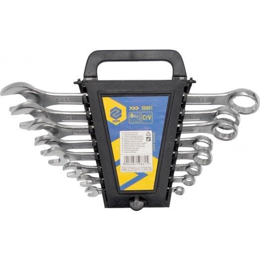 Набор ключей комбинированных 8 предметов YATO 50861