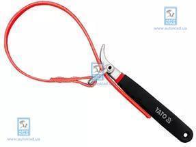 Ключ тросовый для масляного фильтра 80-160мм YATO YT0824