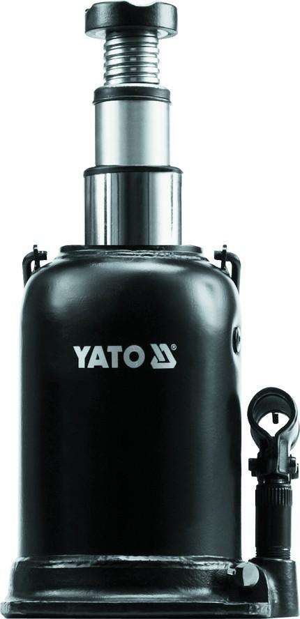 Домкрат с двойным штоком 10т YATO YT1714