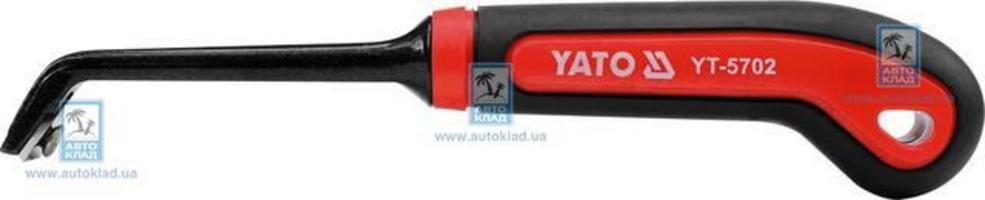 Цикля 240x22мм YATO YT5702