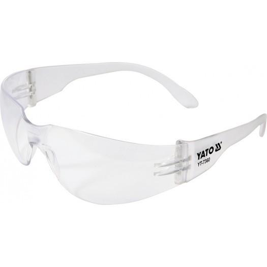 Очки защитные открытые YATO YT7360