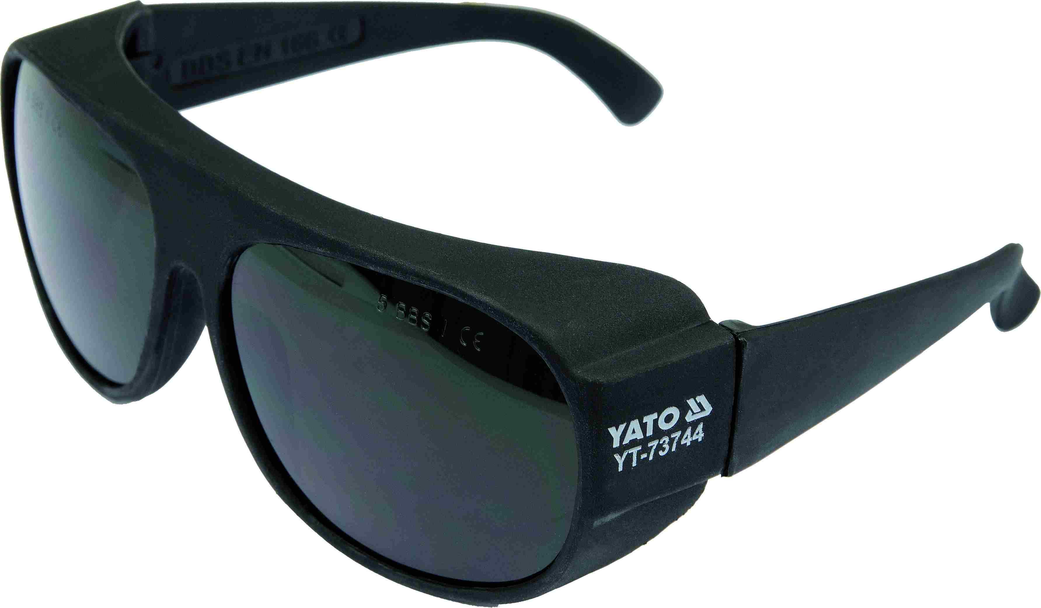 Очки защитные зеленые YATO YT73744