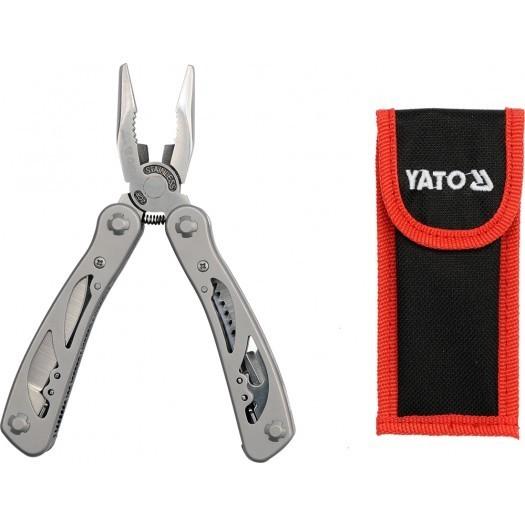 Пассатижи-трансформер 9 предметов YATO YT76043