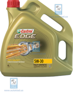 Масло моторное 5W-30 EDGE FST 4л CASTROL 151230255