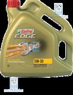 Масло моторное 5W-30 EDGE FST 5л CASTROL CASEDGE5W30FSTL5