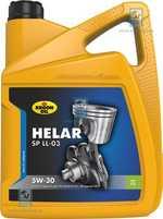Масло моторное 5W-30 Helar SP 5л KROON OIL 33088
