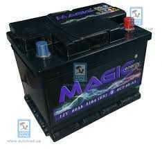 Аккумулятор 60Ач Euro (0) AC/DC MAGIC ENERGY MGT060A00