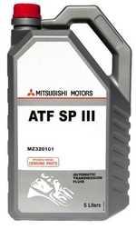 Масло трансмиссионное ATF SP-III 5л MITSUBISHI MZ320101