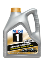 Масло моторное 0W-40 Mobil 1 AFS 4л MOBIL 150031