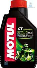 Масло для 4Т двигателей 15W-50 5000 1л MOTUL 837911