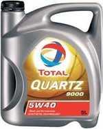 Масло моторное 5W-40 Quartz 9000 5л TOTAL 148650