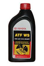 Масло трансмиссионное ATF WS 0.946л USA TOYOTA 00289ATFWS