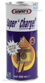 Присадка в масло Super Charge 400мл WYNN'S 51351